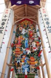 博多祇園山笠 飾り山