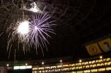 Yahooドームの勝利の花火