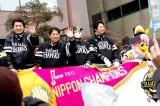 ホークス日本一パレード